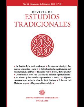 REVISTA DE ESTUDIOS TRADICIONALES Nº 18