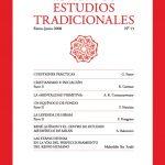 REVISTA DE ESTUDIOS TRADICIONALES Nº 13