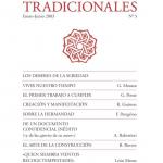 Revista de Estudios Tradicionales 3